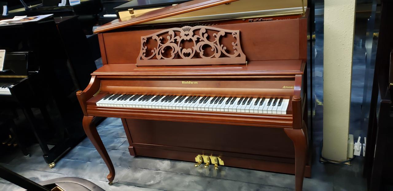 Baldwin New Di Bros Pianos